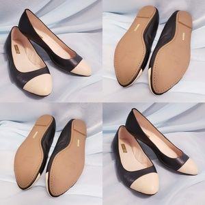 Louise et Cie leather ballet flats size 8.5B 💞